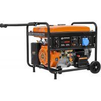 Бензиновий електрогенератор Daewoo GDA 6500E